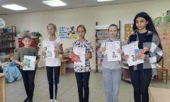 Праздник закрытия летних чтений вКизнерской районной детской библиотеке