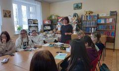 Урок мужества «Лейтенантская проза» вАлнашской библиотеке