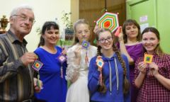 Библионочь-2019 «Весь мир – театр» вКрасногорской библиотеке