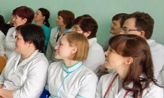 Краеведческий альбом «Подвиг милосердия» для медработников Нылгинской больницы
