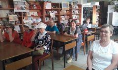 Литературно-музыкальная композиция для клуба «Бабушки-сударушки»