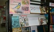 Выставка «Пернатые обитатели земли» вДебесской районной библиотеке