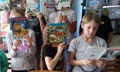 Познавательный час к Международному дню защиты животных в Лесагуртской библиотеке