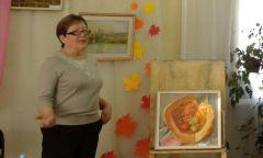 Открытие выставки картин Г. Ю. Северьяновой «Вся прелесть застенчивой русской природы»