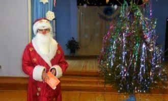 Новогодняя игровая программа «Дед Мороз унас в гостях»