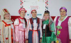 «Большой этнографический диктант» вКрасногорской районной библиотеке