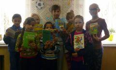 Летние чтения «Отдыхаем скнижкой» вКезской детской библиотеке