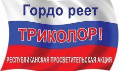 Патриотический час «Триколор моей России»