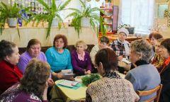 Начало года в клубе цветоводов «Подсолнух» при Увинской библиотеке