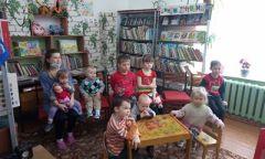 Экологический урок «Наши пернатые друзья» вСтарокычской библиотеке