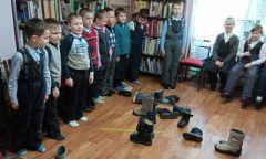 Игровая программа «Курс молодого бойца» вбиблиотеке «Растишка»