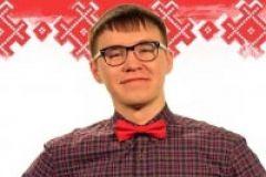 Богдан Анфиногенов в клубе «Без пиджака»