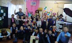Посвящение в читатели в Балезинской детской библиотеке