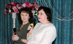 Встреча с Татьяной Владимировной Тенсиной вЗавьяловской библиотеке