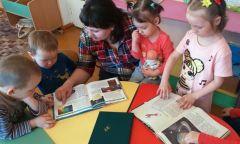 Мероприятие «Космическое путешествие» дляильдибаевских дошкольников