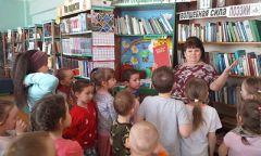 Экскурсия «Книжный дом-библиотека» вИльинской библиотеке