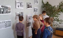 Экскурсия «Путешествие во времени» вКиясовской районной библиотеке