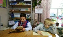 Акция «Все читаем Льва Толстого» вКокманской библиотеке