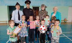 Спортивный праздник «Веселые старты» вСтарокопкинской библиотеке