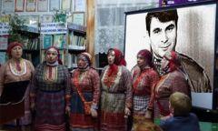Вечер памяти бесермянского поэта Михаила Ивановича Федотова