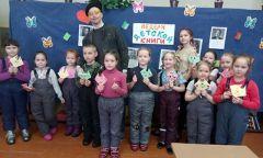 Неделя детской книги в Орловской сельской библиотеке