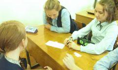 Информационный час для восьмиклассников «Школьные конфликты»