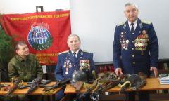 «Время выбрало нас»: встреча с ветеранами боевых действий