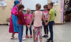 Краеведческий час для детей в Дебесской библиотеке