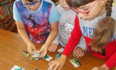 Мероприятие для штанигуртских школьников «В каждой ладошке сказка»