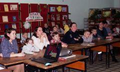 Литературный час «Веселые книги детства»