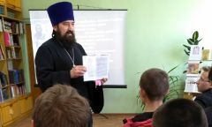 День славянской письменности и культуры вбиблиотеках Камбарского района