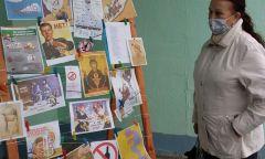 Акция «Трезво жить здорово» в Алнашской библиотеке