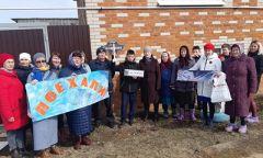 Всероссийский флешмоб «Я на улице Гагарина!»