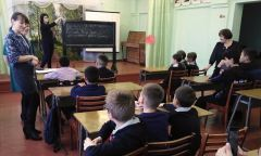 Встреча с корреспондентами детской газеты «Ӟечбур!»