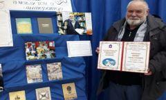 Присвоение звания «Почетный гражданин села Грахово» Сергею Алексеевичу Жилину