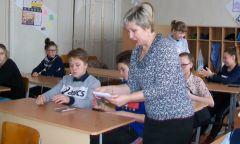 Урок безопасности «Мобильная угроза» длядебесских школьников