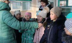 Радиопроект Селтинской библиотеки «Читаем на удмуртском»