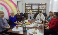 День пожилого человека в библиотеках Сюмсинского района