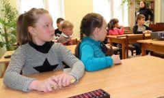 Первый детский городской турнир по ментальной арифметике