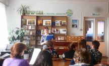 Производственное совещание сотрудников муниципальных библиотек Вавожского района.