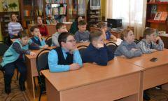 Участие библиотек Камбарского района во Всероссийской акции «200 минут чтения»