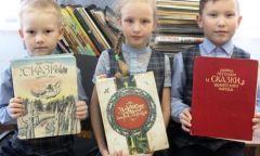 Акция «Читаем мифы, легенды и сказки удмуртского народа» в  библиотеках района
