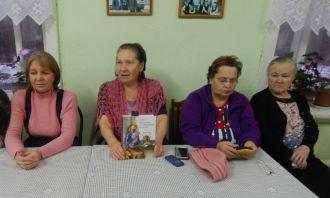 Читательская конференция в Ермолаевской сельской библиотеке