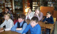 Час размышления о вредных привычках вДебесской районной библиотеке