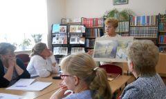 «Русский стиль: мастера иконописи» – заседание клуба «Литературный лицей»