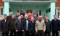 Митинг «Мужество и боль Чернобыля»