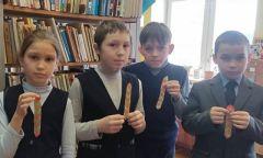 Библиотечный урок-экскурсия вБезменшурской библиотеке