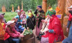 Детский литературный праздник «Любимый Пушкин»