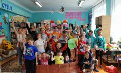 Праздничное мероприятие в Старокаксинской сельской библиотеке