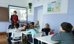 Литературный ринг «С книгой по жизни» дляЧеканских школьников